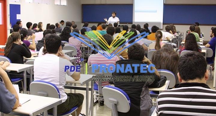 Professores Pronatec RJ